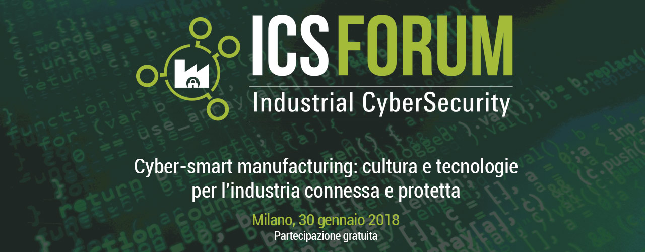 Gruppo SIGLA participates in the ICS Forum