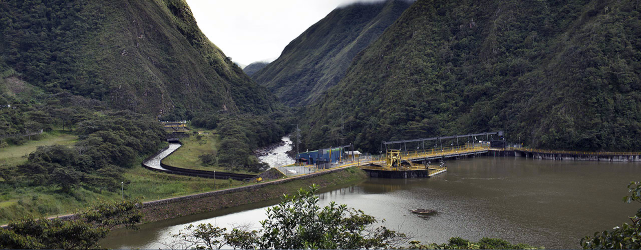 Automation of the Hydroelectric Power Station of Huinco