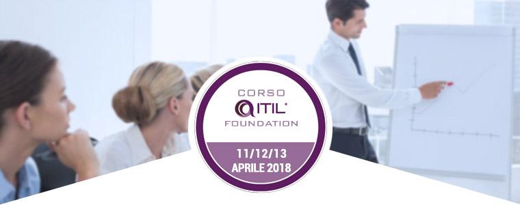 Corso ITIL Foundation a Genova